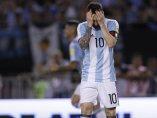 Cuatro partidos de sanción para Messi