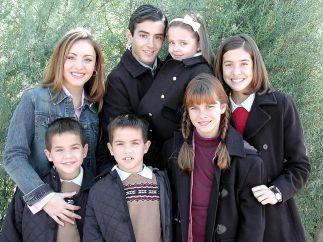 Los niños de 'Ana y los 7', 15 años después