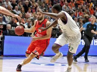 Valencia Basket - Unicaja Málaga