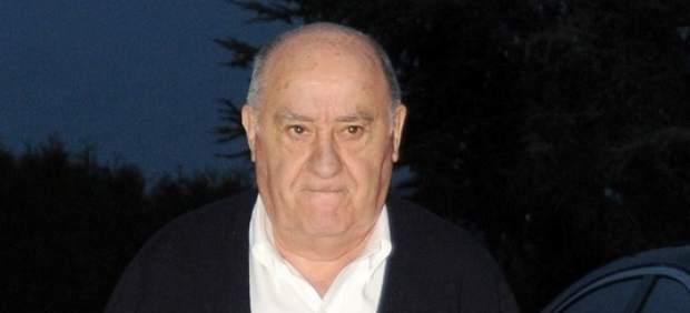 La fortuna de Amancio Ortega equivale a la de 13 grandes millonarios españoles.