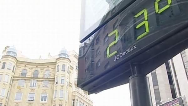 Els cels seguiran clars este dimecres i les temperatures pugen fins als 23 graus a la Comunitat Valenciana