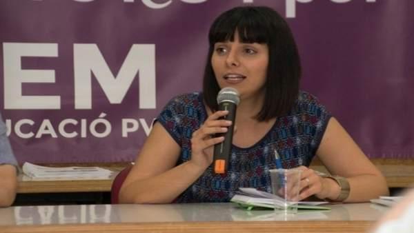 Sandra Mínguez (archivo)
