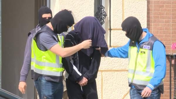 Detenido por adoctrinamiento con Daesh en Benetússer