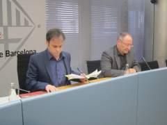 El Ayuntamiento de Barcelona ordena el precinto del CIE