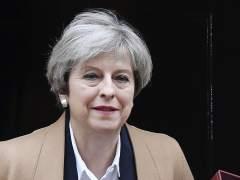 """May, sobre el inicio del 'brexit': """"No hay vuelta atrás"""""""