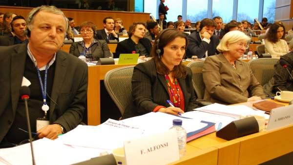Ana Miranda Interviene En La UE