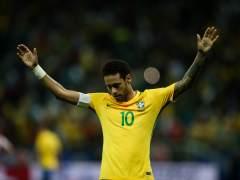 Neymar marcó un golazo arrancando desde campo propio