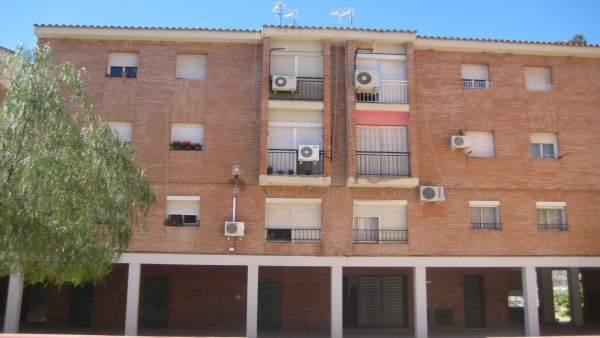Rehabilitación en viviendas de El Rancho, en Morón de la Frontera (Sevilla)