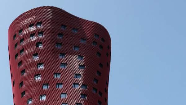Las Torres Feria de l'Hospitalet de Llobregat, del arquitecto japonés Toyo Ito.