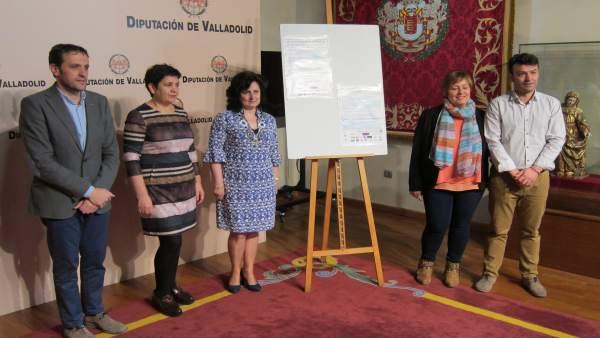 Valladolid. Presentación de las actividades.