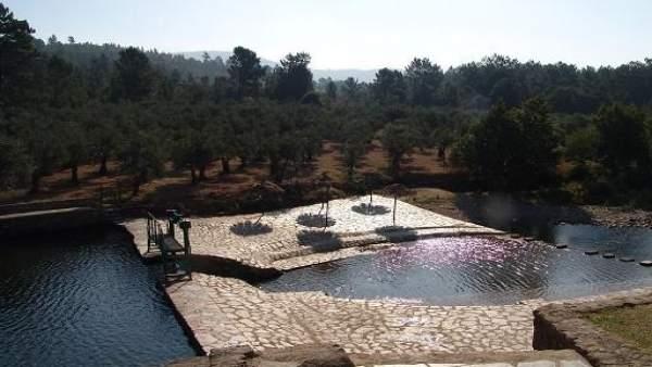 Acebo, Sierra de Gata