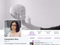 'Crowdfunding' en la red para Cassandra, condenada por sus tuit sobre Carrero Blanco