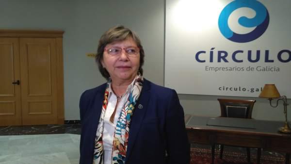 Rosa Quintana en Vigo
