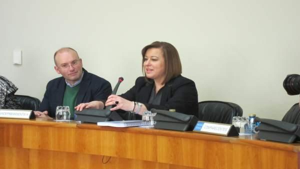 López Abella en el Parlamento