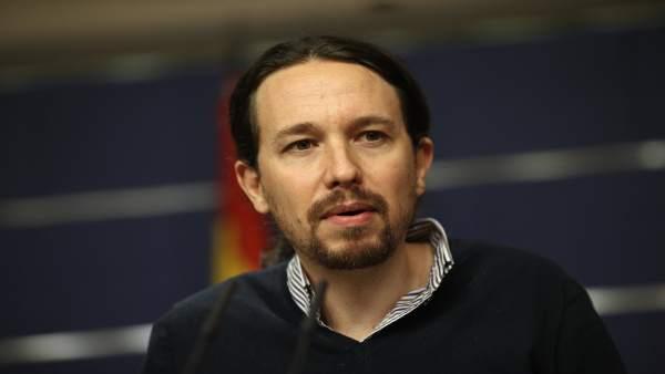 """Iglesias respecta la decisió de Montiel i creu que Podem eixirà """"reforçat en l'assemblea valenciana """"guanye qui guanye"""""""