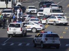 Detenida una persona que intentó atropellar a varios policías en EE UU