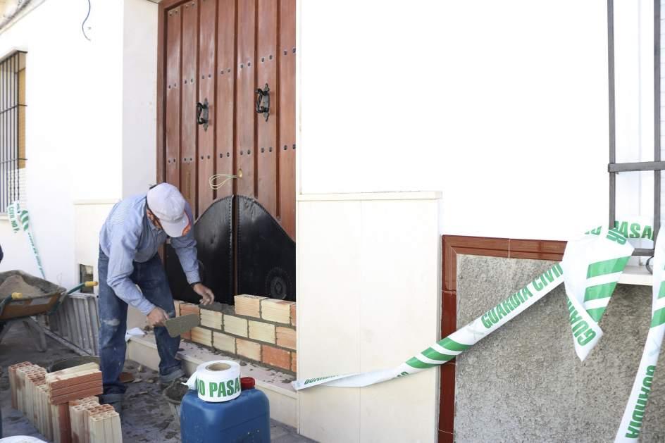 Desalojada en estepa con varias detenciones la segunda de las viviendas ocupadas ilegalmente - Pisos en estepa ...