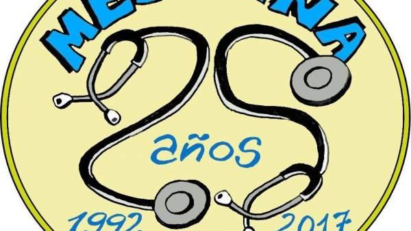 Logo de la conmemoración de los 25 años de la promoción del 92.
