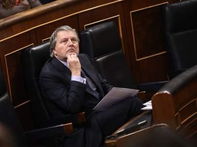 Íñigo Méndez de Vigo, ministro de Educación