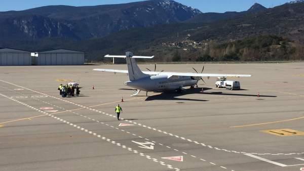Aeropuerto Andorra - La Seu