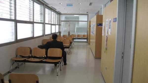 Sala De Espera En Ambulatorio