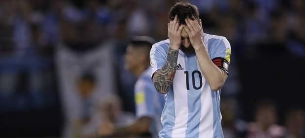 Messi afirma que insultó