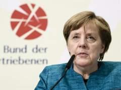 Merkel: No se podrá hablar del futuro hasta que se concrete el divorcio