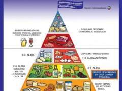 Estas son las recomendaciones en la nueva pirámide alimentaria