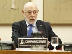 El fiscal general visita anticorrupción