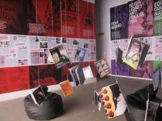 Exposición de la revista 'Ajoblanco' en la Fundació Suñol