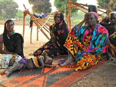 El LRA en Uganda
