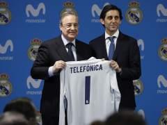 """Florentino responde a Piqué: """"El Madrid es un club admirado"""""""