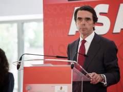 """Aznar: """"España necesita una segunda reforma laboral"""""""