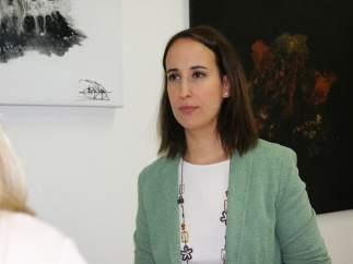 La portavoz de Ciudadanos en el Ayuntamiento de Valladolid, Pilar Vicente