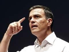 Pedro Sánchez cierra su 'crowdfunding'