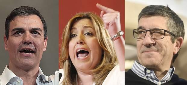 Primarias del PSOE 2017