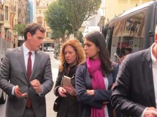 Albert Rivera en Oviedo