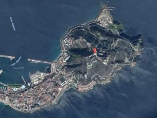 Monte Hacho, Ceuta