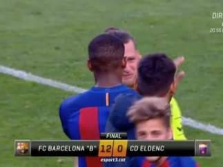 Barça B-Eldense