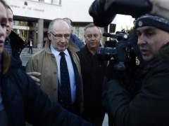 Anticorrupción pide que Rato vuelva a comparecer por nuevos