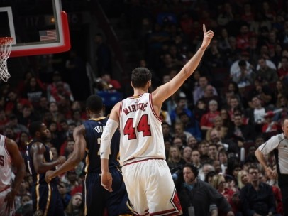 Nikola Mirotic (Chicago Bulls)