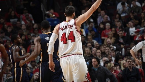 Nikola Mirotic (Chicago Bulls)