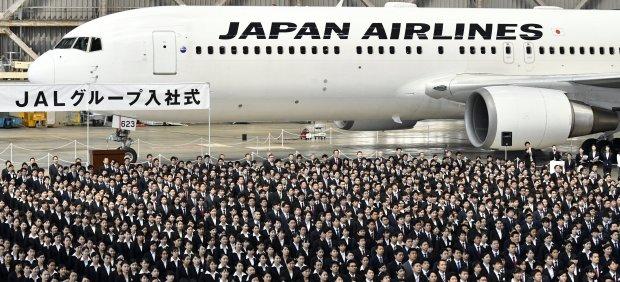 El nuevo ejército de la JAL