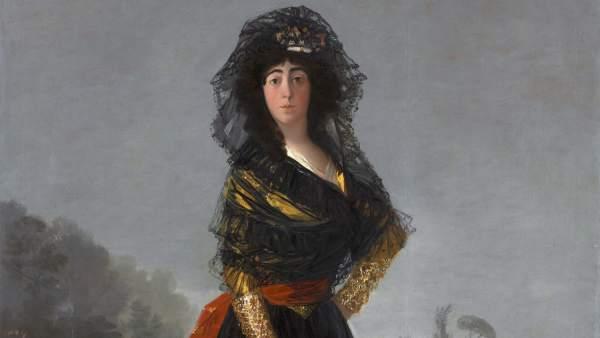 Goya en Norteamérica