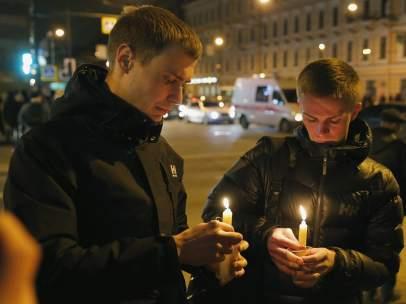 Atentado en San Petersburgo