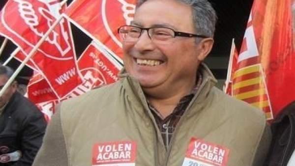 Paco Molina no es presenta a la reelecció al capdavant de CCOO PV