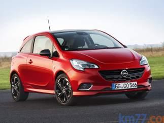 5. Opel Corsa
