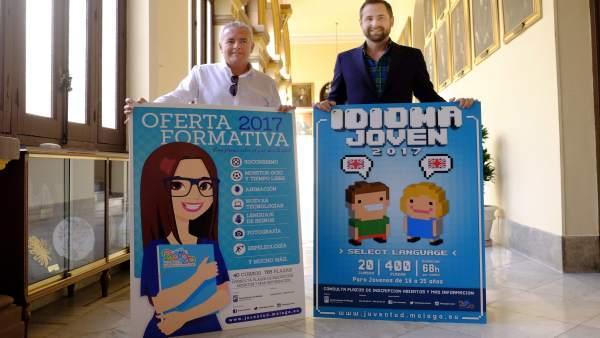 Þárea De Juventud Oferta Formativa Jóvenes 2017