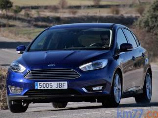 9. Ford Focus