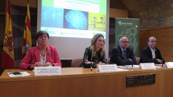 Proceso de participación para la ley de Investigación e Innovación de Aragón